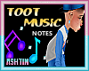 ! KIDS Toot Music Notes