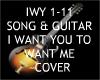 I Want U 2 Want +Guitar