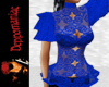 Alana Blouse BLUE