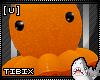[U] Orange Shoulder Octo