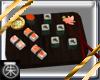 }T{ Sushi Tray