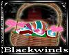 BW| Easter Basket