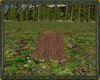 ⚡ Stump With Grass