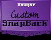K} My SnapBack