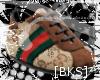 [BKS] Gucci Brown