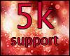 [Fleur]5kSupportSticker