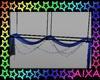 !A Blue Drape Lights