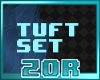 Ghosling   Tuft Set