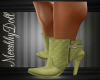 {MD}Short Boots_Olive