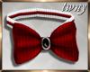 Tuxedo Bow Tie Red