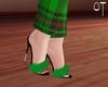 ot | Fuzzy Grinch Heels