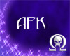 Animated AFK Sign