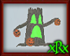 Halloween Tree Green