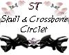 ST}SkullCrossboneCirclet