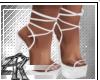 Pk-White Heels
