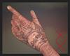 × Realistic Hand Tats