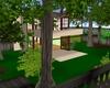B. Spring garden house