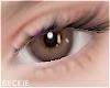 Eyes - Chocolate Brown