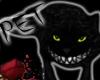 Mad Black Cat