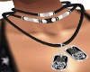 Women's Muerte Necklace