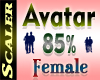Avatar Resizer 85%