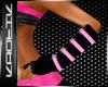 {k} Pink Arm Warmer