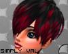 val - Kaiya Black Red