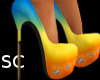 *SC* Colored Summer Pump