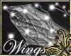 *Silver Fairy Wings*
