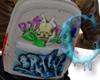 *c* Graffiti BackPack