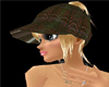 HAT with golden blond