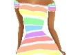 Stripe Dress RLL