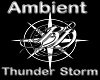 Ambient Sound Thunder