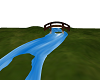Bridge over water /wear