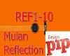 Mulan - Reflections