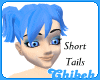 Electric Blue (S) Tails