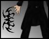 ASM black formal pants