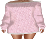 Pearl Pink Knit Dress