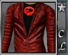 Jacket Red & Thundercats