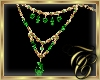 TC~ Gold Emerald