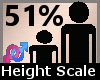 Height Scaler 51% F A