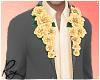 Gold Romance Suit by Roy