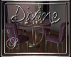 (SL) Divine Dining Table