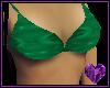 Emerald Bikini Top Glow