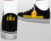 NT F Shoes BLM Y