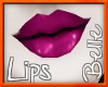 ~Gloria Magenta Lips
