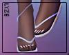 L l Misha -Flip Flops