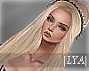 |LYA|Bad blond hair