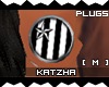 .K StrypyStar Plugs |M