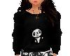 Flat Panda Sweater